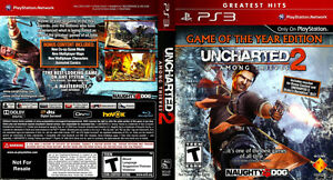 Uncharted 2: Among Thieves - Game of The Year Edition - PS3