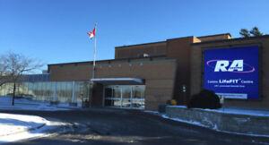 Men's Over-50 Hockey League - Tuesdays at the RA Centre