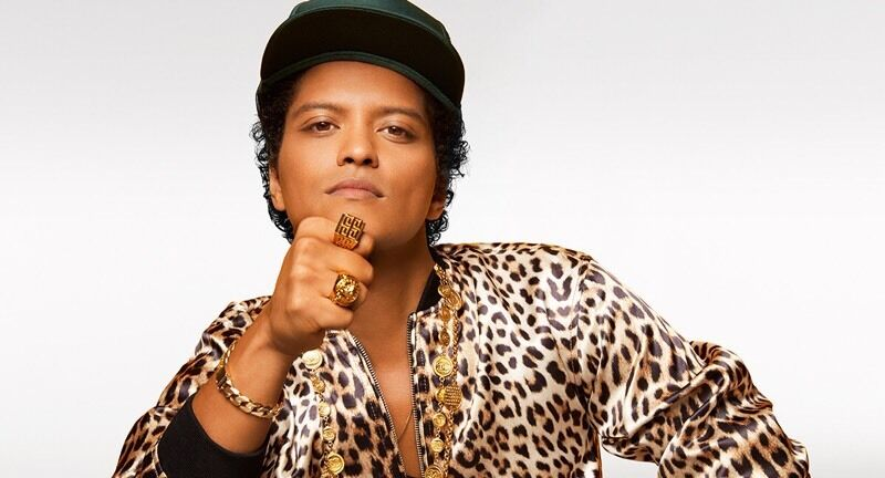 2 tickets for Bruno Mars Saturday 22nd April in London