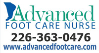 Advanced Foot Care Nurse