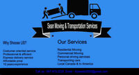 Transportation services All local Canada & to USA cheappppp