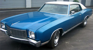 Looking to buy 1970-1972 Monte Carlo