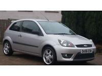 STUNNING EXAMPLE Ford Fiesta 1.6 TDCi ZETEC S 2007 **DIESEL**