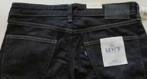 $350 Levis Made and Crafted Blue Indigo Dry Selvedge Denim Jeans