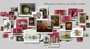 Antiques, Collectibles, Furniture and Art