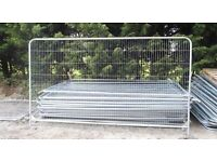 Heras Fencing fence panel