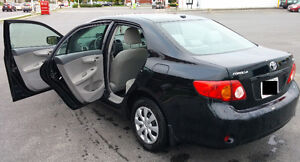 2010 Toyota Corolla CE Sedan: clean, low KM, remote start Kingston Kingston Area image 2