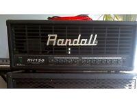 Randall rh150 G3 guitar amp head