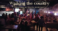 Walking the country (Hommage au country américain)