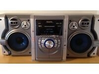 Passonic x5 disc changer