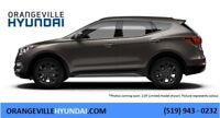 2018 Hyundai SANTA FE SPORT 2.4L SE AWD - Leather/Sunroof/Touchs
