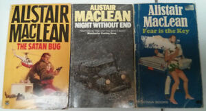 Alistair MacLean Collection Kitchener / Waterloo Kitchener Area image 1