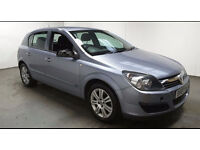 2007(07)VAUXHALL ASTRA 1.6 ACTIVE MET SILVER,2 OWNER,CLEAN CAR,GREAT VALUE