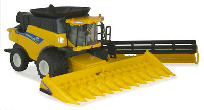 New Holland 1/64 Scale Combine Agricultural Harvester Diecast Vehicle Truck Toys