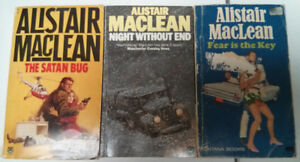 Alistair MacLean Collection