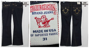 Womens Size 31 True Religion Jeans  * Delivery Available *