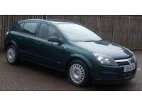 ++AUTO 65K 1 YR MOT++ Vauxhall Astra 1.8i 16v automatic 2005 Life
