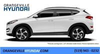 2018 Hyundai Tucson Ultimate 1.6T AWD - Fully Loaded