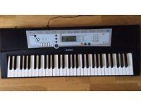 Yahama Keyboard YPT 200 for £60