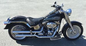 Reduced - incredible deal for a Harley Fatboy !!