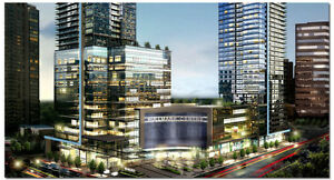 Yonge / Sheppard Subway Luxury Furnished 3 Bedrooms Apartment