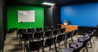 Space for Meeting, workshops, and classes