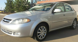 A Nice Chevrolet Hatchback Car For Sale Only 110K Must see