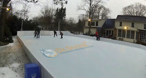 Shrink Wrap Ice Rink Liners