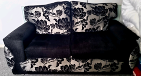 2 SEATER REVERSIBLE CUSHIONS