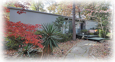 Mid Century Modern Home Design  Lee House  Architectural Plans
