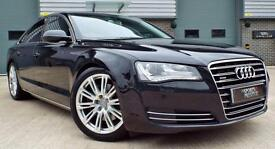 2011 Audi A8 3.0 TDI Tiptronic Quattro SE Executive Black Great Example!