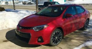 2016 Toyota Corolla S, lease takeover, 0% INTEREST