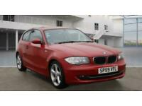 2009 BMW 116d Sport - Imola Red - Only 86k - £30 Tax - Free Delivery! -