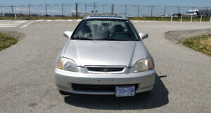 FS: 1998 Honda Civic Si Coupe 5SP