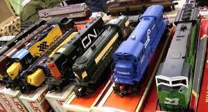 Apr. 15th Brantford Model Train Show - vendors buying London Ontario image 3