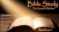 Bible Study (Free)