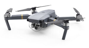 DJI Mavic Pro - On Sale Now Downtown-West End Greater Vancouver Area image 1