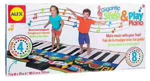 Brand New Alex Gigantic Step and Play Piano