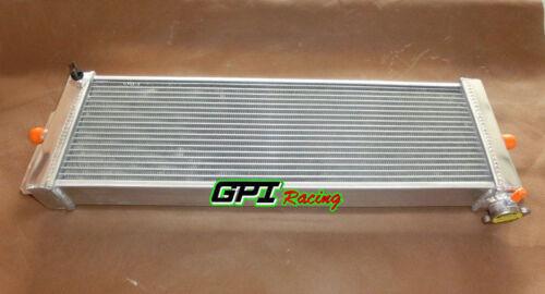 "Universal Aluminum Heat Exchanger Air to Water Intercooler 24/""x8/""x2.5/"""