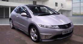 image for 2008 Honda Civic 1.8 i-VTEC Type S GT 3dr Hatchback Petrol Manual
