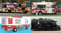 WE CUSTOM BUILD ANY MOBILE BUSINESS ON WHEELS-LEASING AVAILABLE