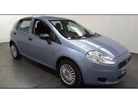 2007(57)FIAT GRANDE PUNTO 1.2 ACTIVE MET BLUE,LOW MILES,CLEAN CAR,GREAT VALUE