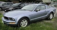 2005 Ford Mustang LX Coupe (2 door)