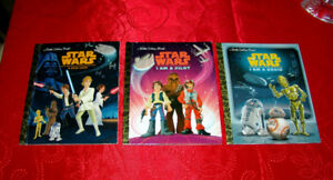 Little Golden Books Star Wars