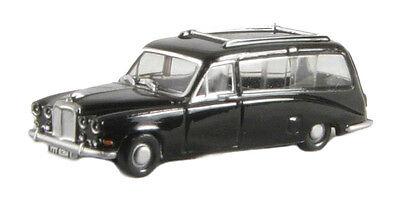 British Daimler Black Hearse  OO  Oxford Die-cast  76DS002  1:76 U.K.