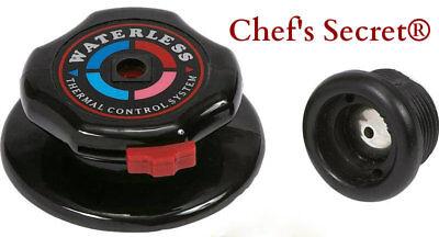 TOP KNOB Steam Control for Chef