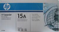 HP 15a print cartridge - New in box