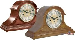 Hermle Amelia Mechanical Mantel Clock Cherry 33% OFF MSRP 21130-N90340