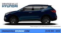 2018 Hyundai SANTA FE SPORT 2.4L SE AWD - Leather/Sunroof/Touchs