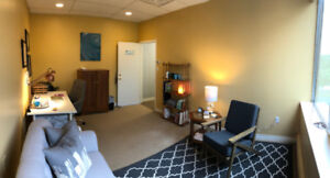 Shared Office Space for Therapist/Social Worker/Psychologist